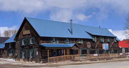 Twin Lakes Inn and Saloon has amazing food quaint nostalgic feel with rustic lodging at the base of Mt Elbert